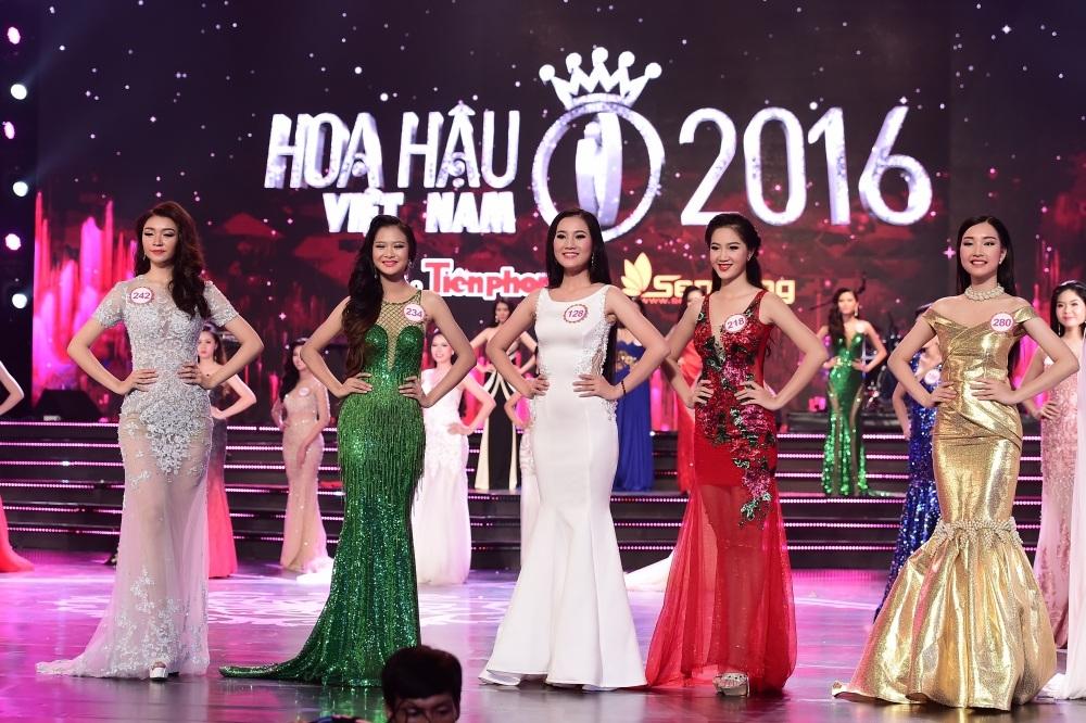 Chung khảo Hoa hậu phía Nam: bất ngờ chỉ 18 thí sinh được đi tiếp - 33