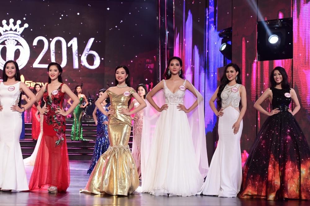 Chung khảo Hoa hậu phía Nam: bất ngờ chỉ 18 thí sinh được đi tiếp - 32