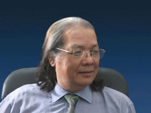 Ông Huỳnh Văn Mười - Chủ tịch Hội Mỹ thuật TPHCM