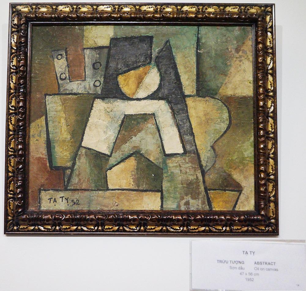 Bức tranh đầu tiên được xác định là tranh thật, nhưng tác giả là giả mạo