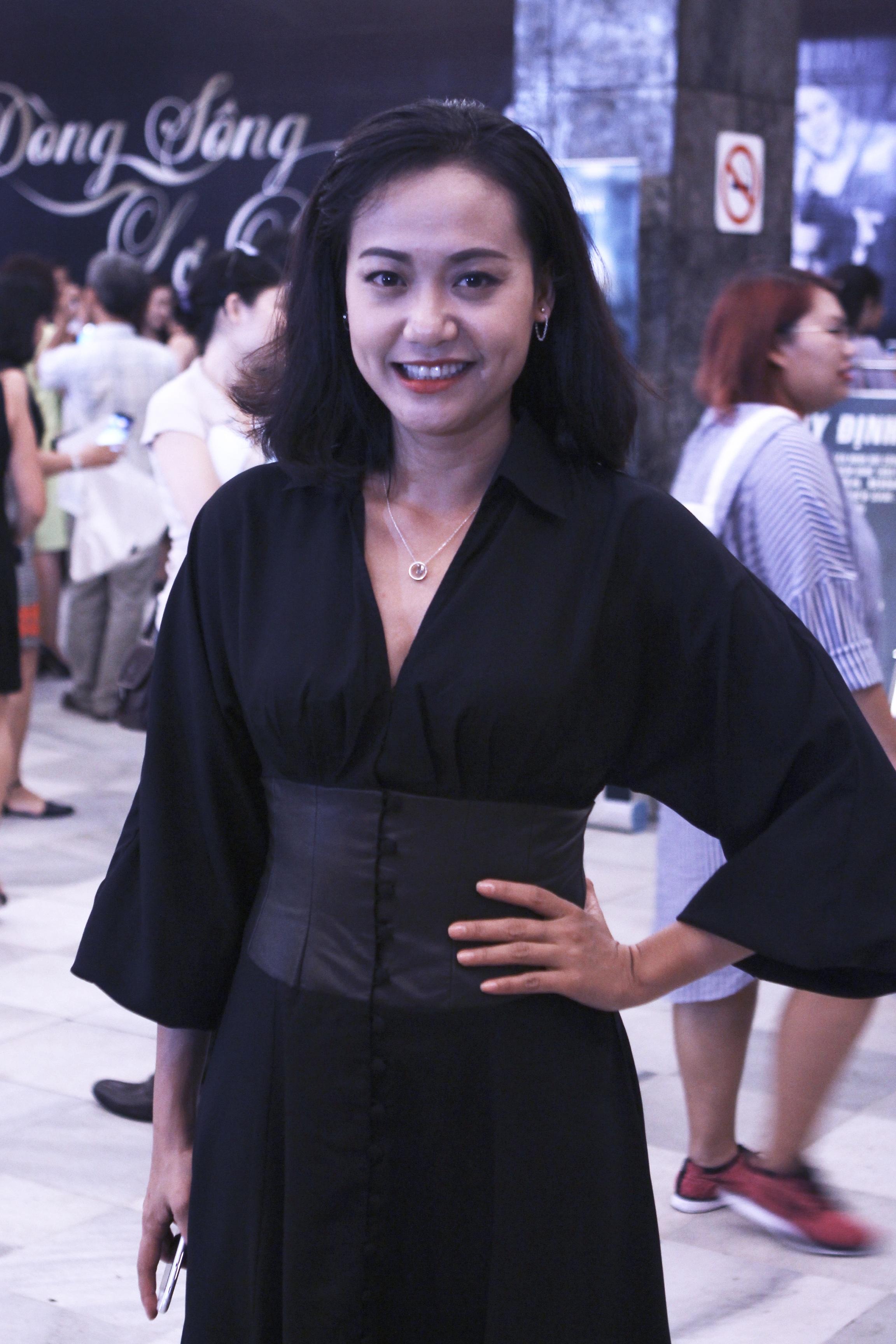 Diễn viên Hồng Ánh