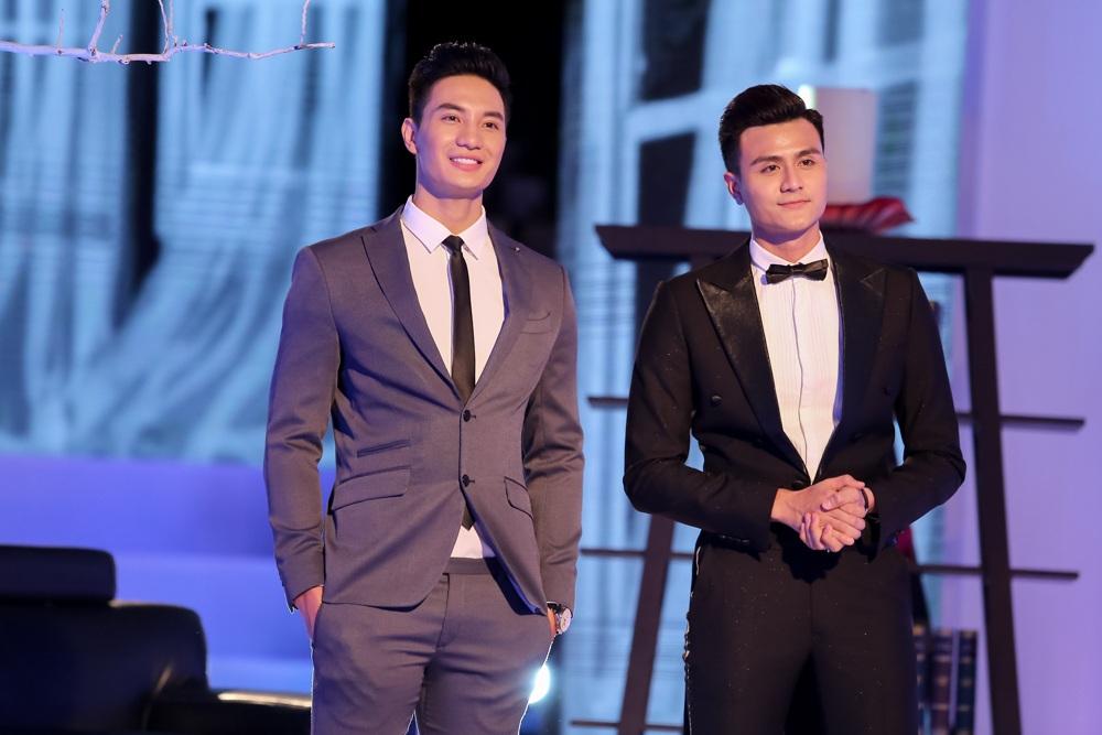 Phần công bố kết quả người thắng cuộc của Vĩnh Thụy khiến Hà Hồ và Phạm Hương đều cảm thấy rất ngạc nhiên