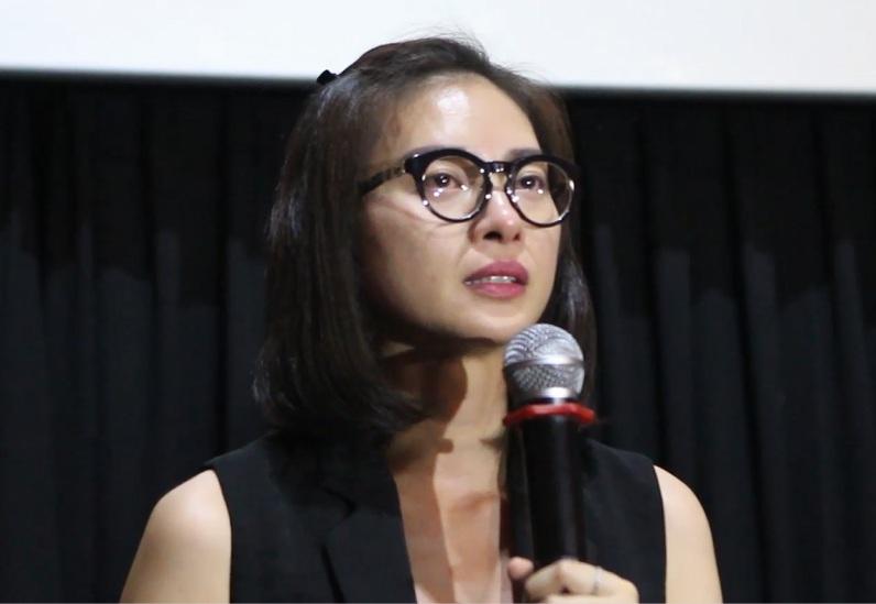 Ngô Thanh Vân khóc nghẹn khi chia sẻ bộ phim không được ra rạp CGV