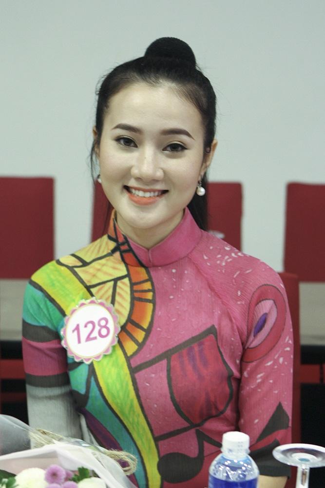 Kỳ Duyên tham dự chung kết Hoa hậu Việt Nam với tư cách... khán giả - 8