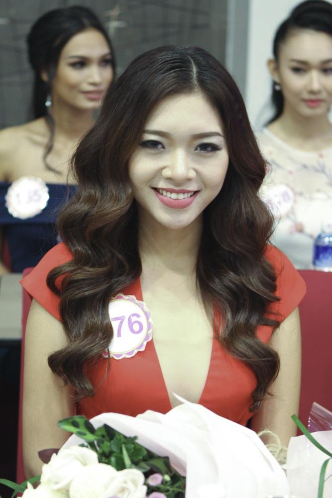 Kỳ Duyên tham dự chung kết Hoa hậu Việt Nam với tư cách... khán giả - 12