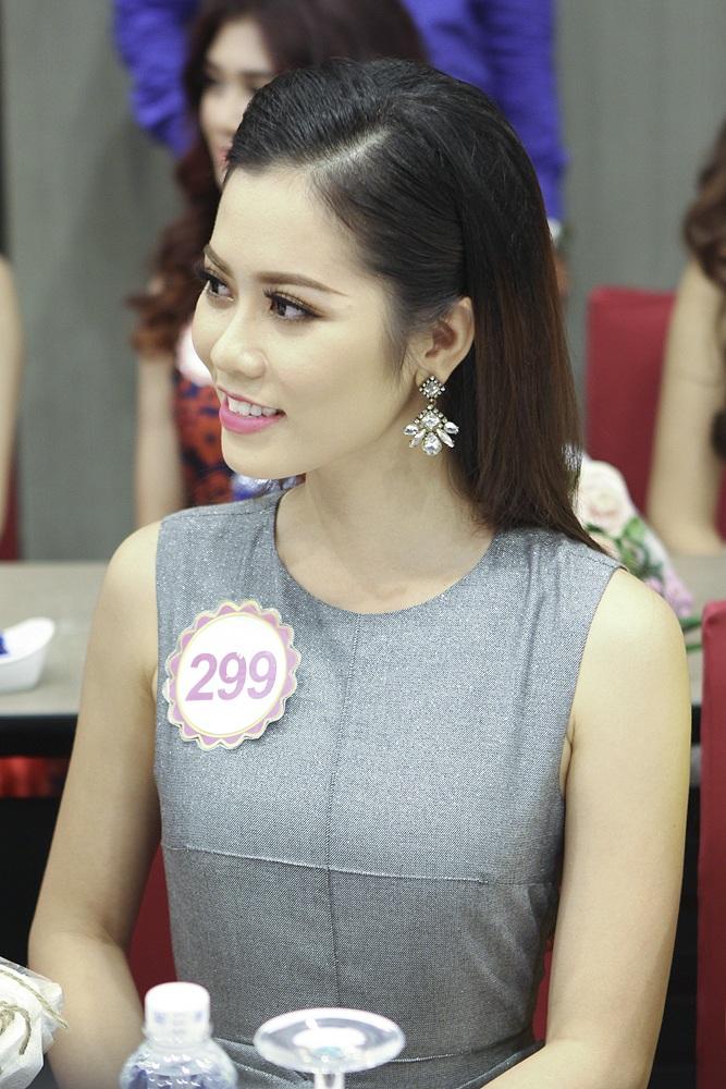 Kỳ Duyên tham dự chung kết Hoa hậu Việt Nam với tư cách... khán giả - 6