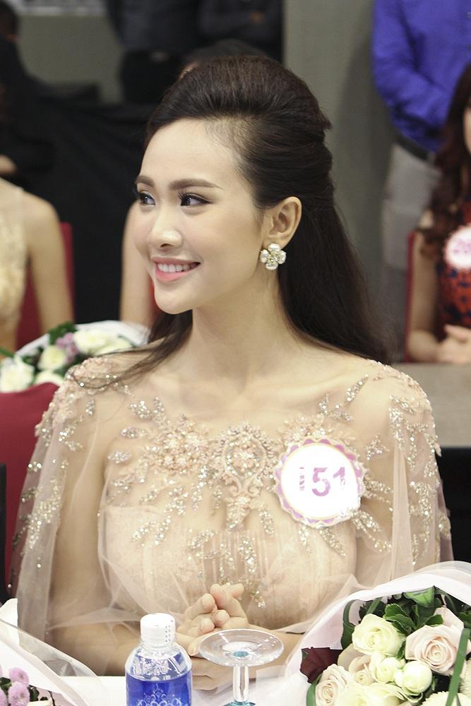 Kỳ Duyên tham dự chung kết Hoa hậu Việt Nam với tư cách... khán giả - 5