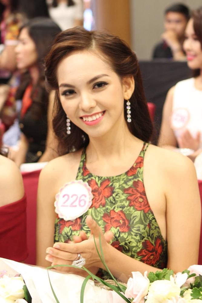 Kỳ Duyên tham dự chung kết Hoa hậu Việt Nam với tư cách... khán giả - 13