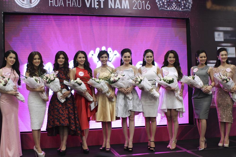 Kỳ Duyên tham dự chung kết Hoa hậu Việt Nam với tư cách... khán giả - 1