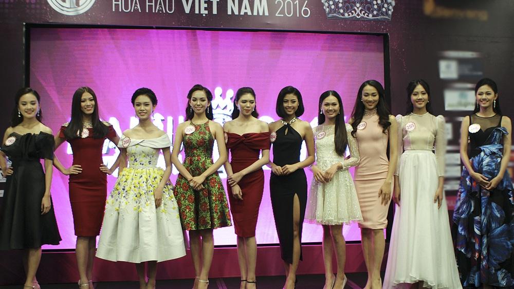 Kỳ Duyên tham dự chung kết Hoa hậu Việt Nam với tư cách... khán giả - 2