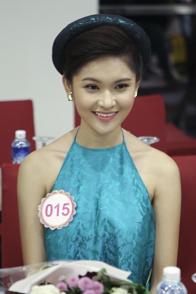 Kỳ Duyên tham dự chung kết Hoa hậu Việt Nam với tư cách... khán giả - 11