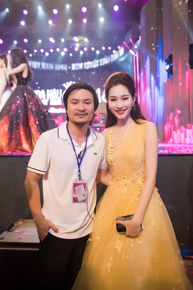 Tổng đạo diễn Hoàng Nhật Nam tất bật chuẩn bị cho đêm chung kết Hoa hậu Việt Nam 2016