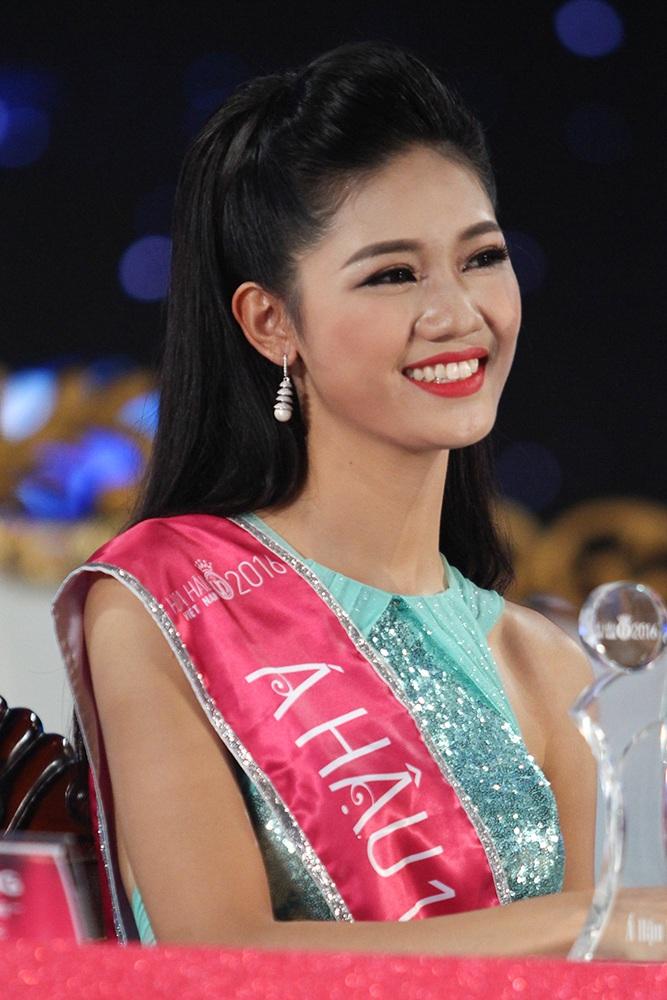 Ba cô gái đẹp nhất cuộc thi Hoa hậu Việt Nam 2016 - 9