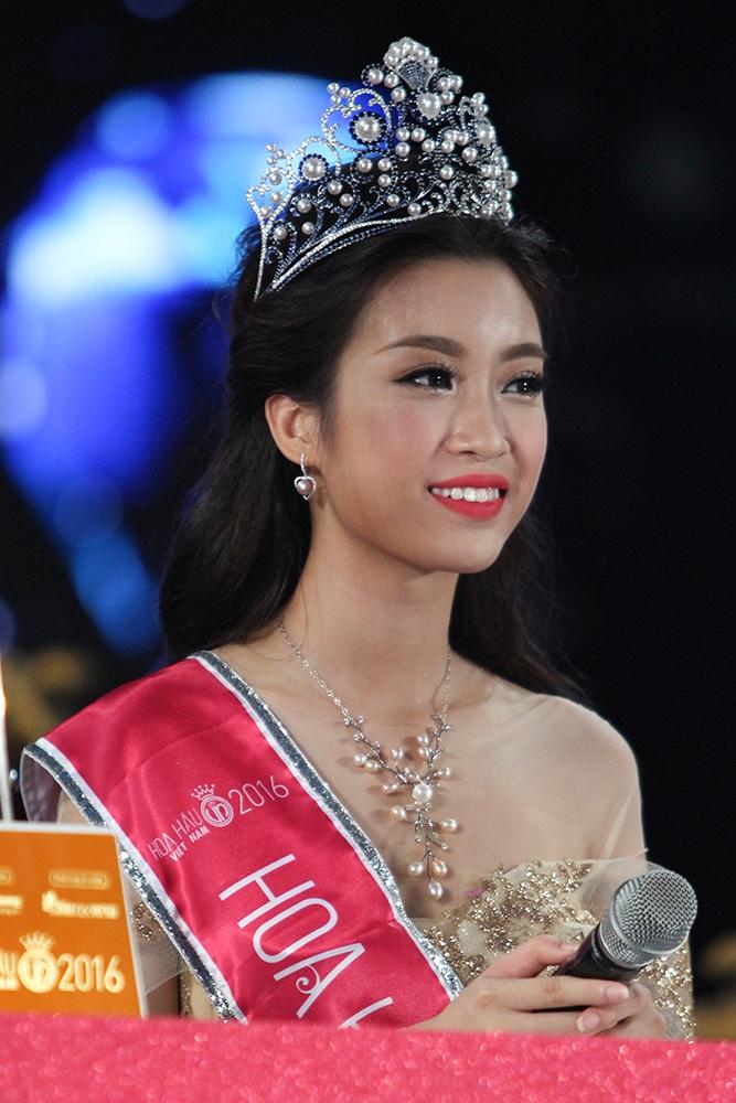 Ba cô gái đẹp nhất cuộc thi Hoa hậu Việt Nam 2016 - 3