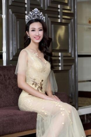 Cận cảnh nhan sắc ngọt ngào của người đẹp Hà thành.