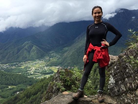 """Hoa hậu Thu Hoài: """"Đừng đến Bhutan với hi vọng mang về cho mình chút hạnh phúc"""" - 1"""