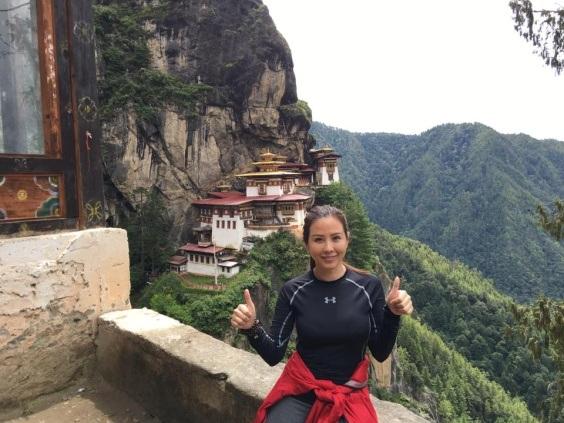 """Hoa hậu Thu Hoài: """"Đừng đến Bhutan với hi vọng mang về cho mình chút hạnh phúc"""" - 8"""