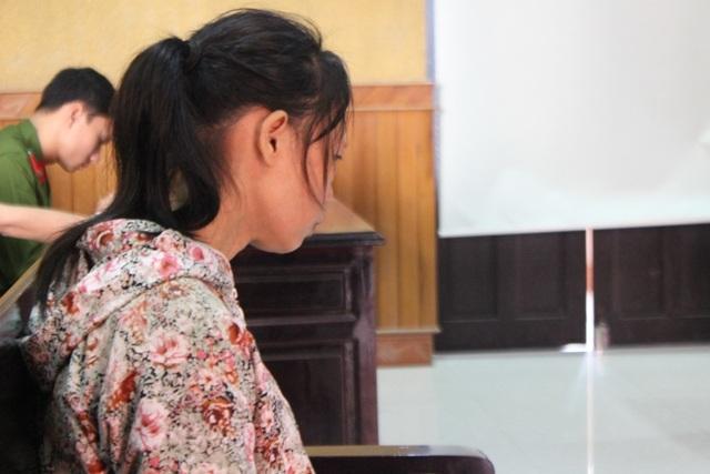 Những giọt nước mắt muộn màng của người phụ nữ mang án giết chồng