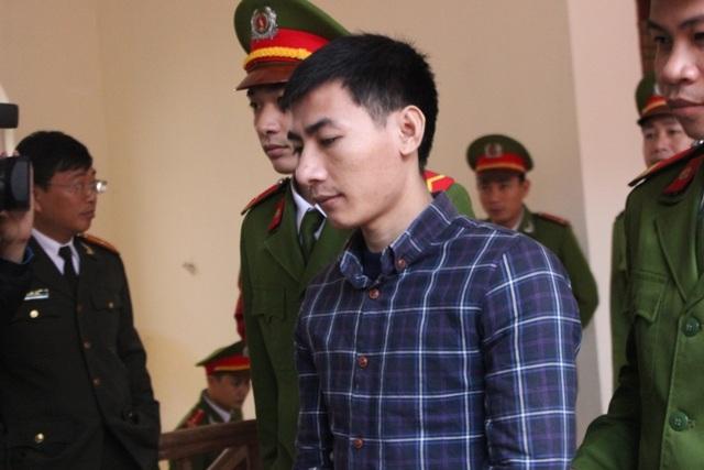 Bị cáo Nguyễn Anh Tuấn