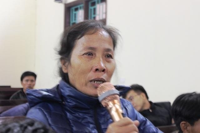 Bà Hồ Thị Hương