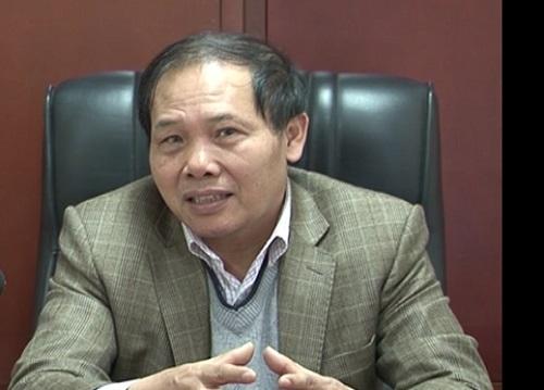 Cục trưởng Đoàn Quang Hoan