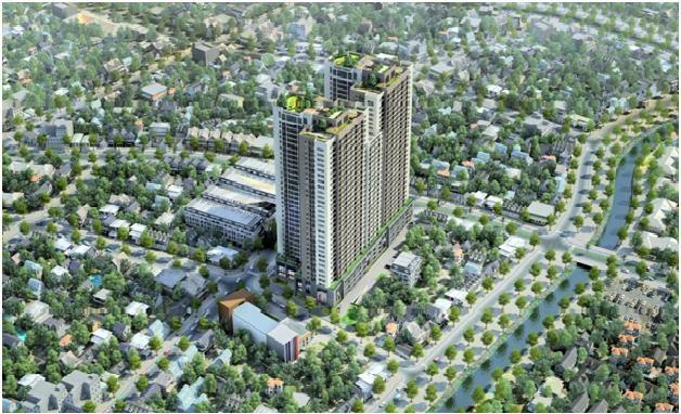 Cơ hội sở hữu căn hộ cao cấp tại dự án Goldsilk Complex giờ đây dễ dàng hơn với 2 gói chính sách cho vay siêu ưu việt