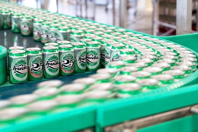 Mỗi sản phẩm Huda xuất xưởng là kết tinh hoàn hảo của công nghệ nấu bia 168 năm từ tập đoàn Carlsberg Đan Mạch