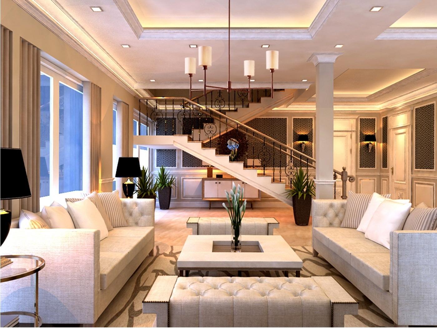 Mỗi căn biệt thự Sunset Villas đều được thiết kế sang trọng và ấn tượng.