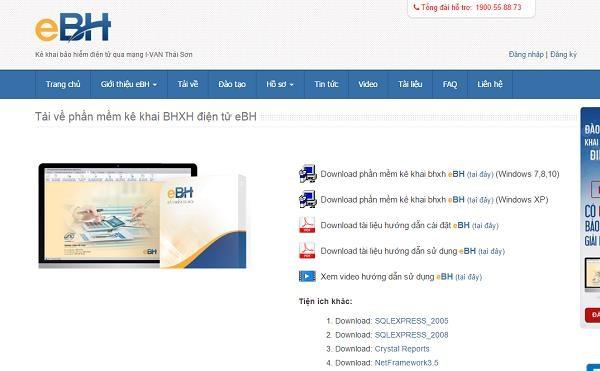 Truy cập http://ebh.vn/tai-ve để có thể tải về phần mềm phiên bản mới nhất