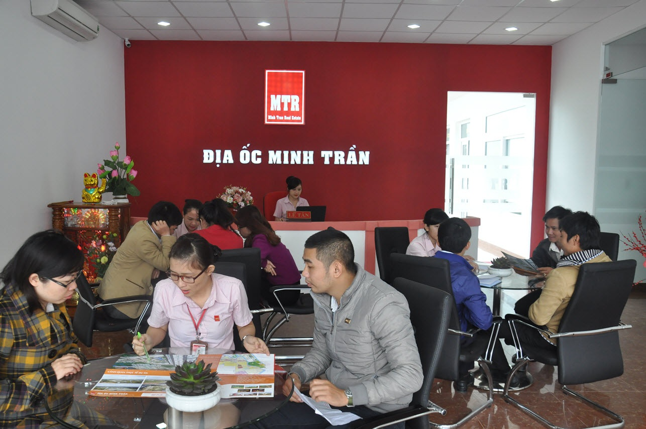 Địa ốc Minh Trần khai trương văn phòng đại diện - 2