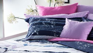 Các mẫu drap giường - gối sang trọng, êm ái của Lotus Sleep Studio sẽ giúp hâm nóng tình cảm mặn nồng