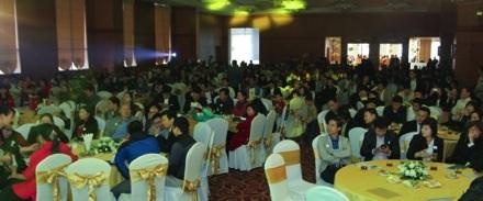 Gần 500 khách hàng quan tâm đã có một sáng Thứ Bảy đầy ý nghĩa