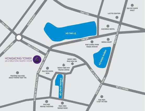 """Chung cư HongKong Tower: """"Hàng hiếm"""" trong nội đô - 2"""