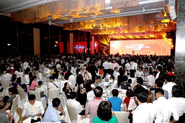 1.500 khách hàng tham dự Lễ ra mắt Vinhomes Thăng Long - 1