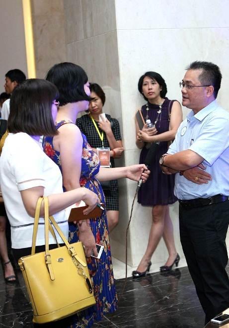 Ông Nguyễn Sinh Tuấn, Tập đoàn BMC chia sẻ cảm xúc về dự án Vinhomes Thăng Long