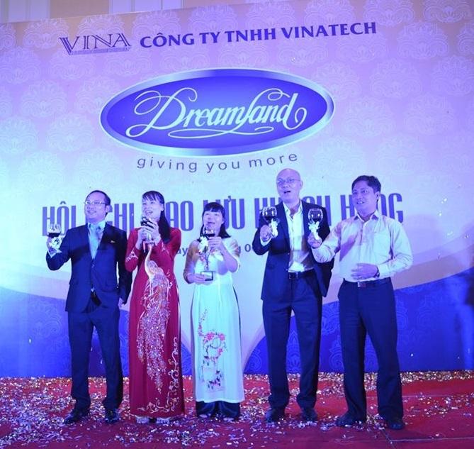 Ban lãnh đạo công ty TNHH Vinatech