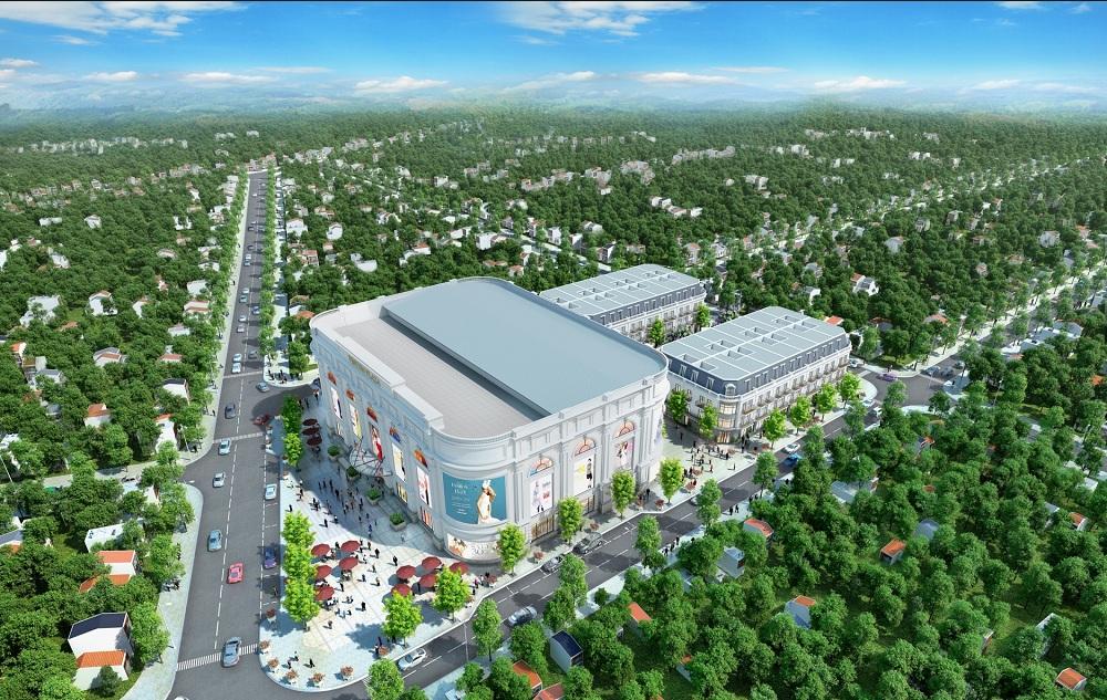 Ra mắt dự án Nhà phố thương mại Vincom Shophouse Trà Vinh - 2