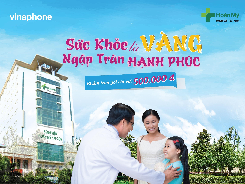 Khách hàng hài lòng với chương trình khám sức khoẻ từ nhà mạng VinaPhone - 1