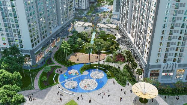 Dự án Park Hill với thiết kế cảnh quan theo phong cách sống resort phù hợp với cả gia đình Việt và người nước ngoài tới Việt Nam sinh sống