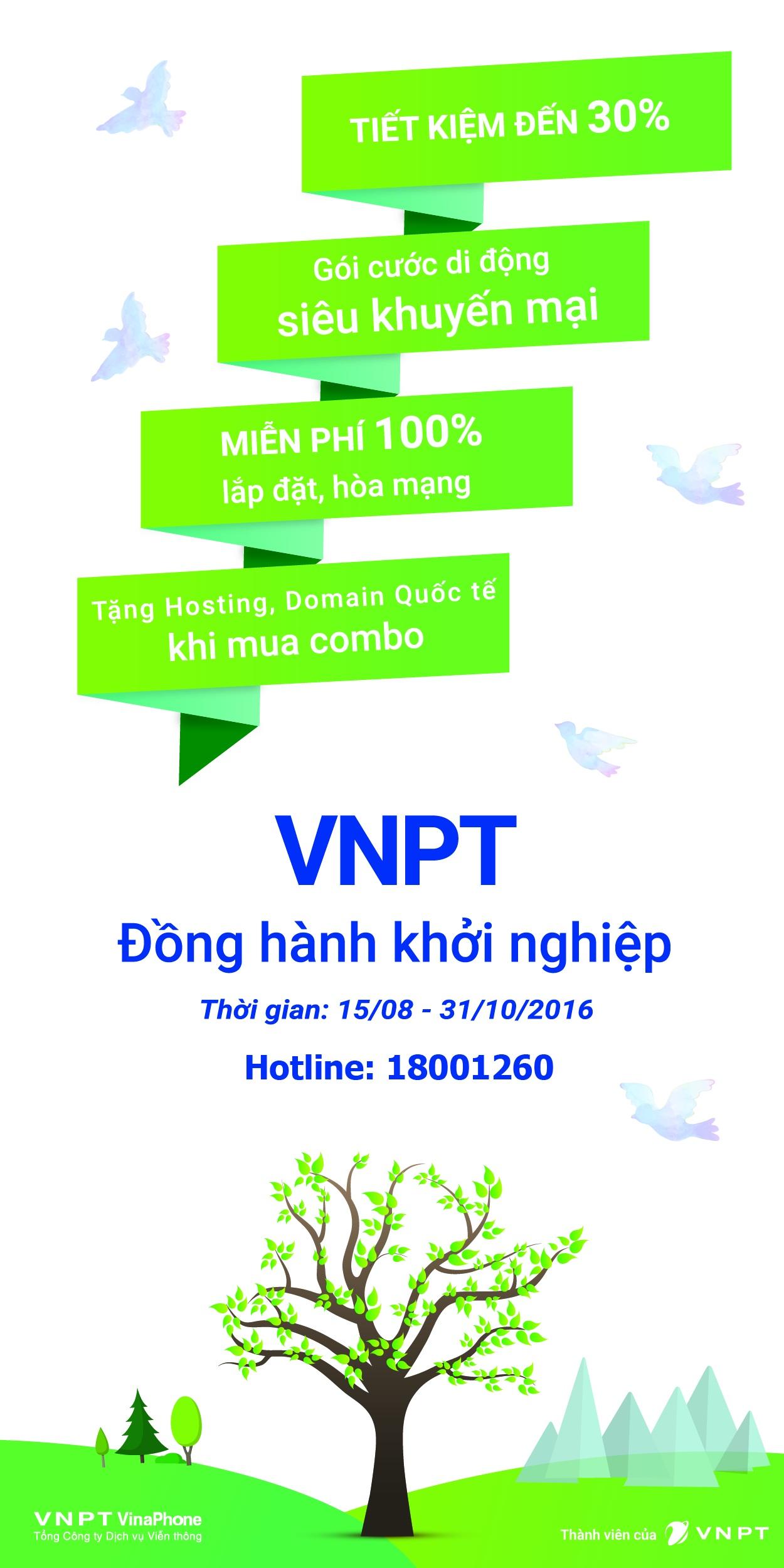 """""""VNPT - Hỗ trợ khởi nghiệp là trách nhiệm xã hội của chúng tôi"""" - 1"""