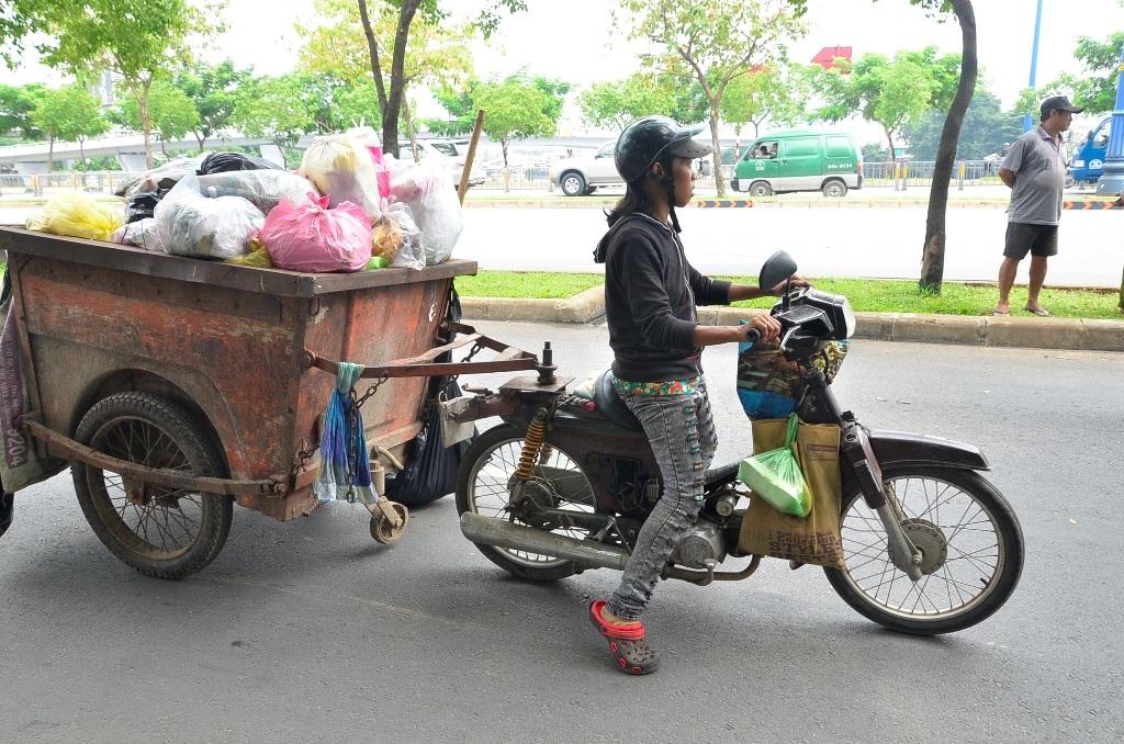 Loại xe này cũng được sử dụng làm xe kéo