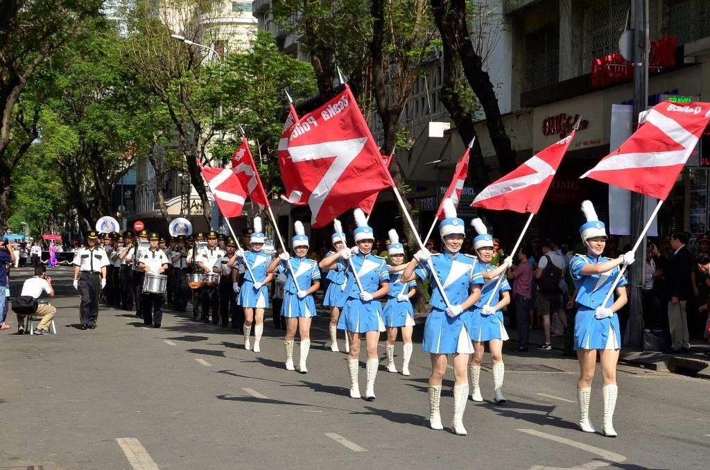 Đoàn nhạc cảnh sát Osaka (Nhật Bản)