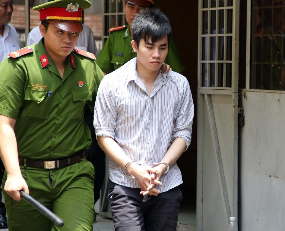 Bị cáo Chung lãnh 25 năm tù