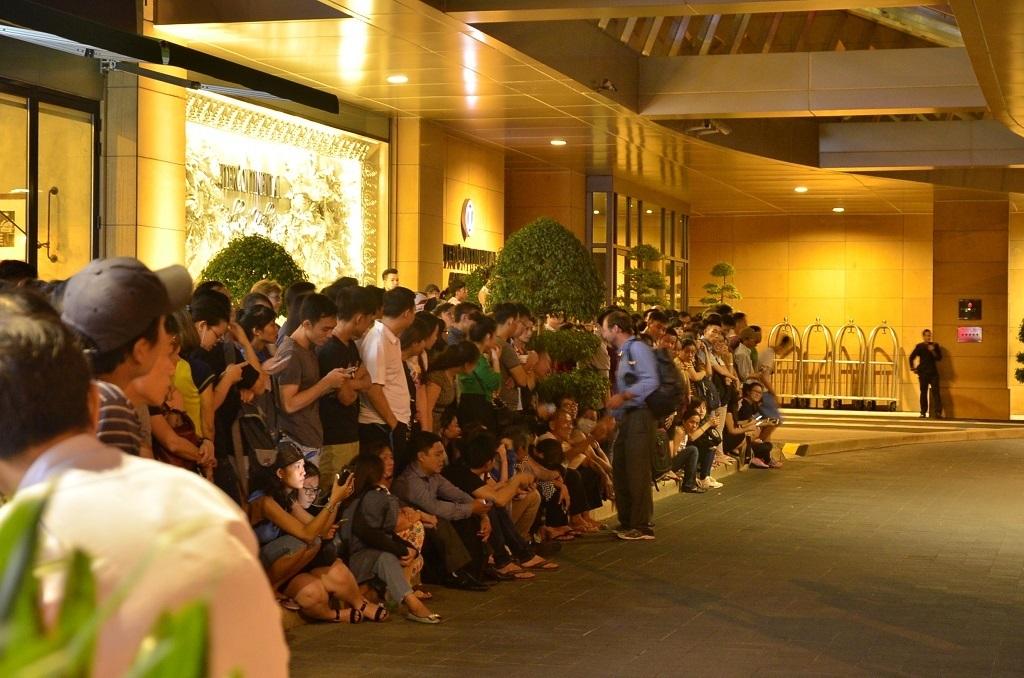 Hơn 20 giờ của Tổng thống Obama với người dân Sài Gòn - 10