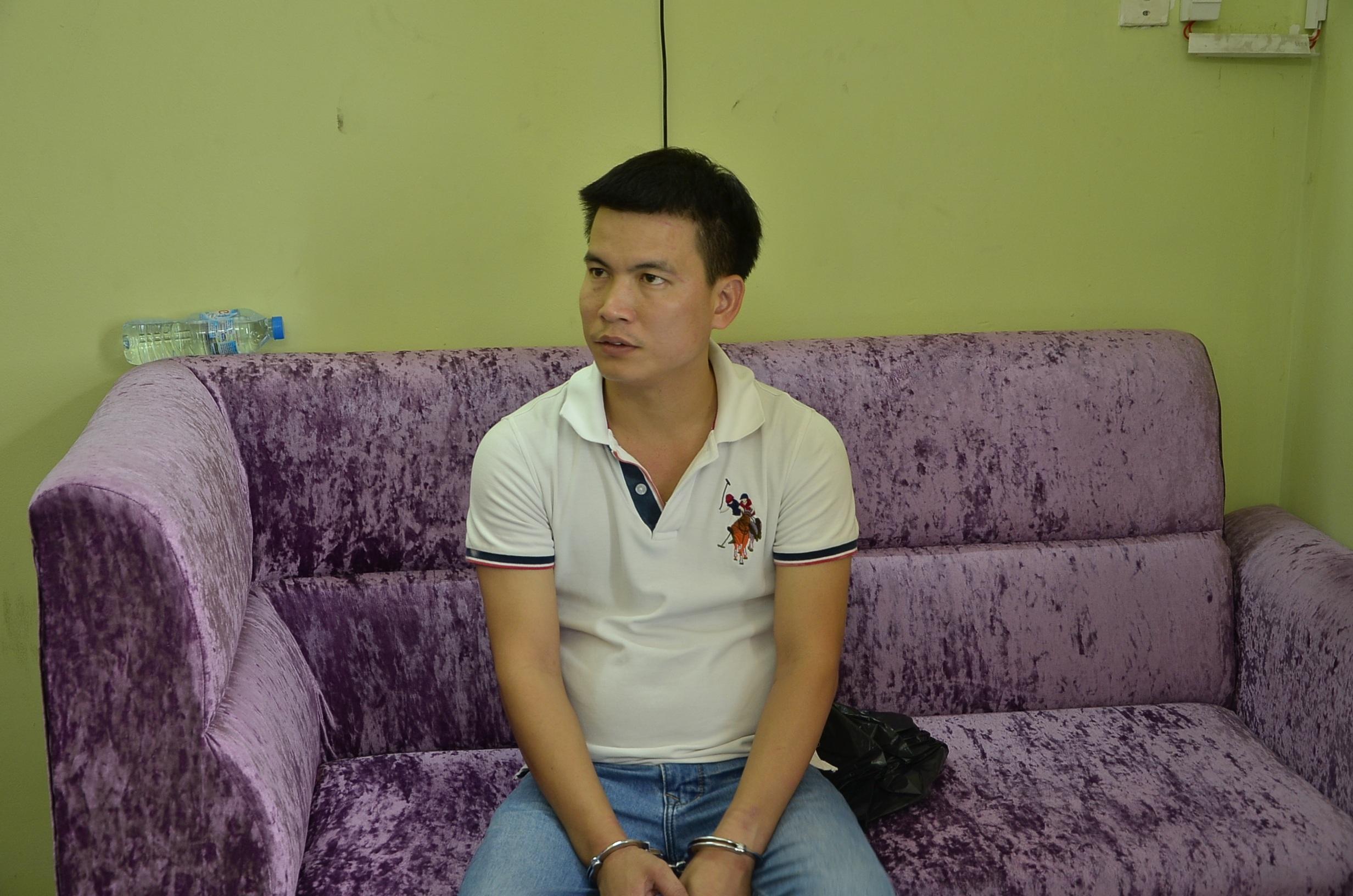Đối tượng Nguyễn Văn Minh
