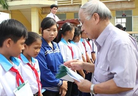 Khánh thành cầu Khuyến học & Dân trí thứ 9 tại Bạc Liêu - 4
