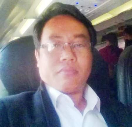 Ông Cao Đình Thanh bị tố dùng bằng giả.