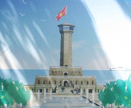 Cột cờ Hà Nội được dựng lên tại Mũi Cà Mau sẽ trở thành một điểm đến không thể thiếu ở vùng đất thiêng này.