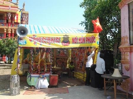 Chùa Khmer rực rỡ đón Tết cổ truyền - 6