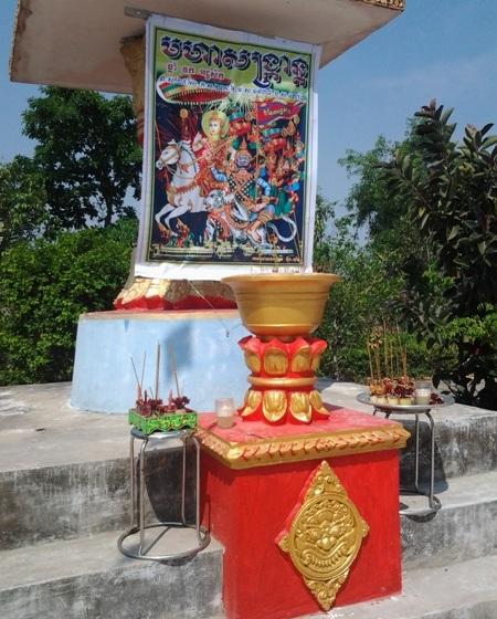 Chùa Khmer rực rỡ đón Tết cổ truyền - 4